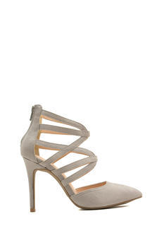 What's Ur Angle Cut-Out Heels