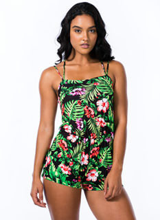 Tropical Wonder Romper