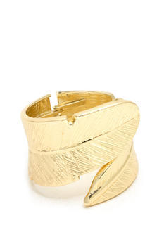 Birds Of A Feather Hinge Bracelet