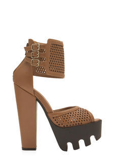 Holey Grail Perforated Lug Platforms