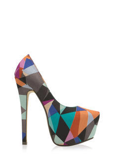 Shape Of Things Geometric Platforms