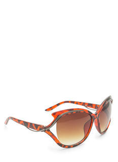 Skinny Ridge Oversized Sunglasses