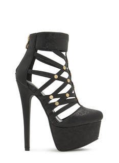 Screw It Platform Heels