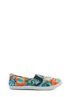 Tropical Thunder Slip-On Sneakers