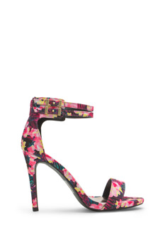 Lead A Double Life Strappy Heels