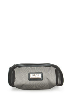 NYX Zippered Mesh Makeup Bag