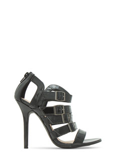 Ladder To The Top Strappy Heels