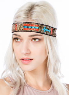 Bead Me To It Headband