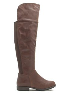 Notch Back Riding Boots
