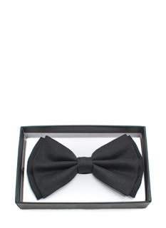 Canvas Double Layer Bowtie