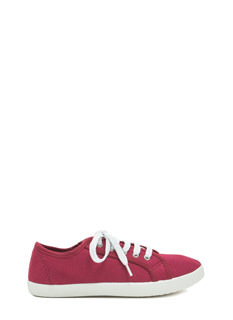Off-Duty Classic Canvas Sneakers