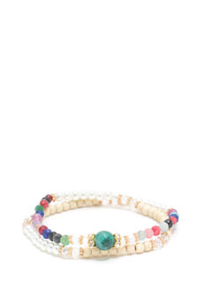 Bead You To It Wraparound Bracelet