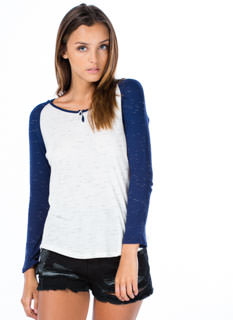Raglan To Riches Hooded Top