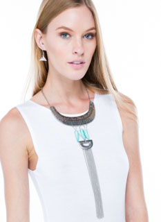Style Nomad Tribal Necklace Set