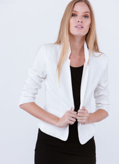 Nine To Five Basic Blazer