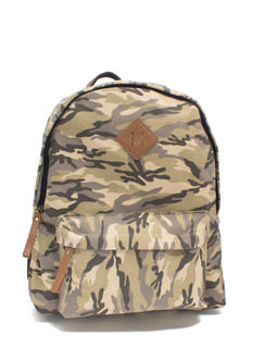 Stand Out Camouflage Backpack