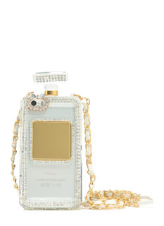 iPhone 5S Glitzy Perfume Case
