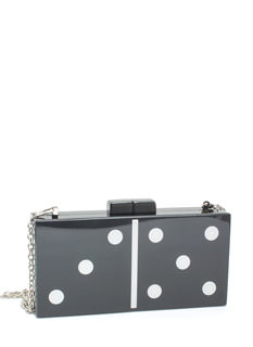 Domino Rally Resin Clutch