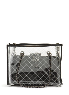 Clear Choice 2-In-1 Tote