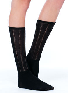 I Sheer U Knee-High Socks
