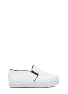 Quilty As Charged Slip-On Sneakers
