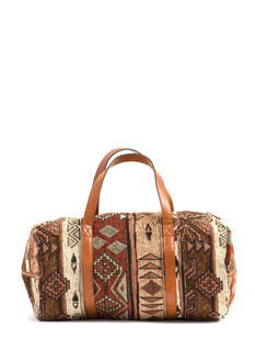 Piece Of Art Tribal Duffle Bag