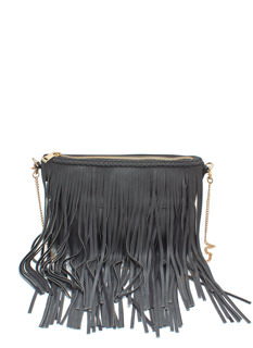 Fringe Obsession Crossbody Bag