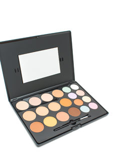 So Profesh Camouflage Cream Palette