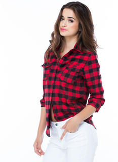 Lumberjane Buffalo Flannel Shirt