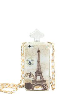 Trip To Paris Perfume Phone Case