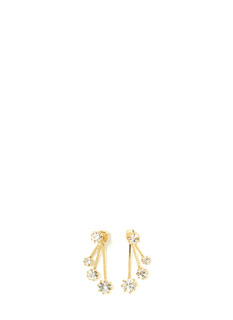Ace Of Cascade Backdrop Earrings
