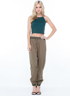 Relaxed 'N Chic Joggers