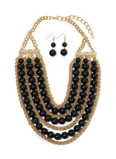 What's Ur Statement Necklace Set