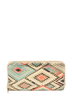 Part Of Ur Tribe Ikat Wallet
