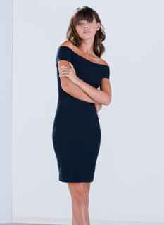 To The Point Bodycon Dress