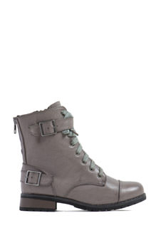 Concrete Jungle Combat Boots