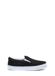 Net Your Match Mesh Slip-On Sneakers