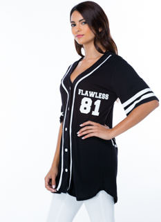Flawless 81 Baseball Shirt