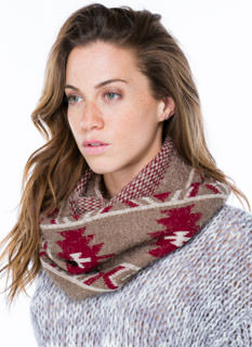 Southwest Trails Infinity Scarf
