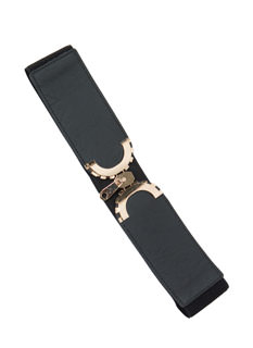 Zip To It Accent Belt