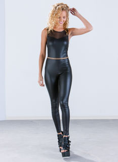 Slick Sweetheart Jumpsuit