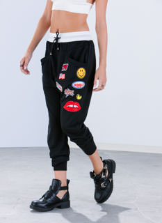 Patch Made In Heaven Sweatpants