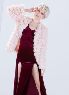 Glamazon Fur Jacket