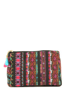Tribal Wanderer Makeup Pouch