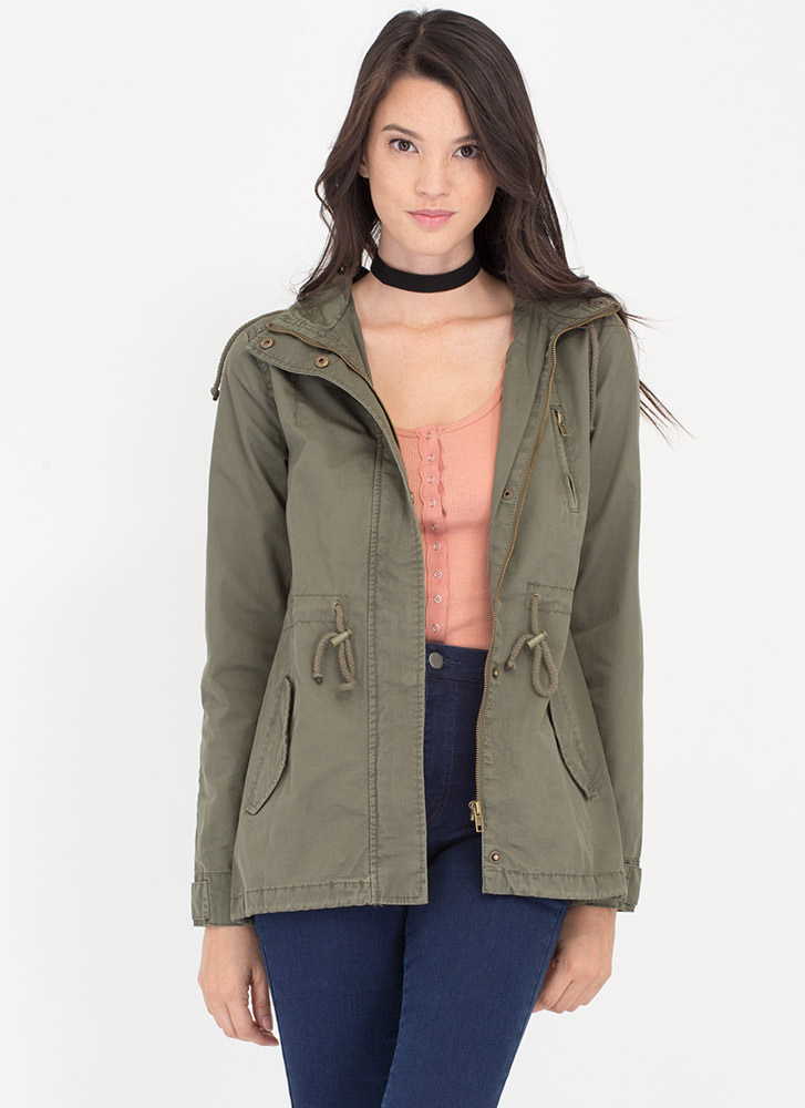 Play The Field Jacket