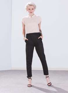 Be Forward Two-Tone Jumpsuit