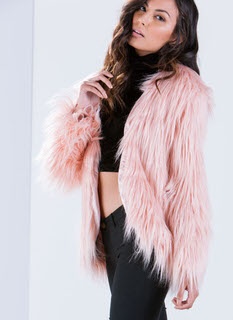 Rachel Faux Fur Jacket