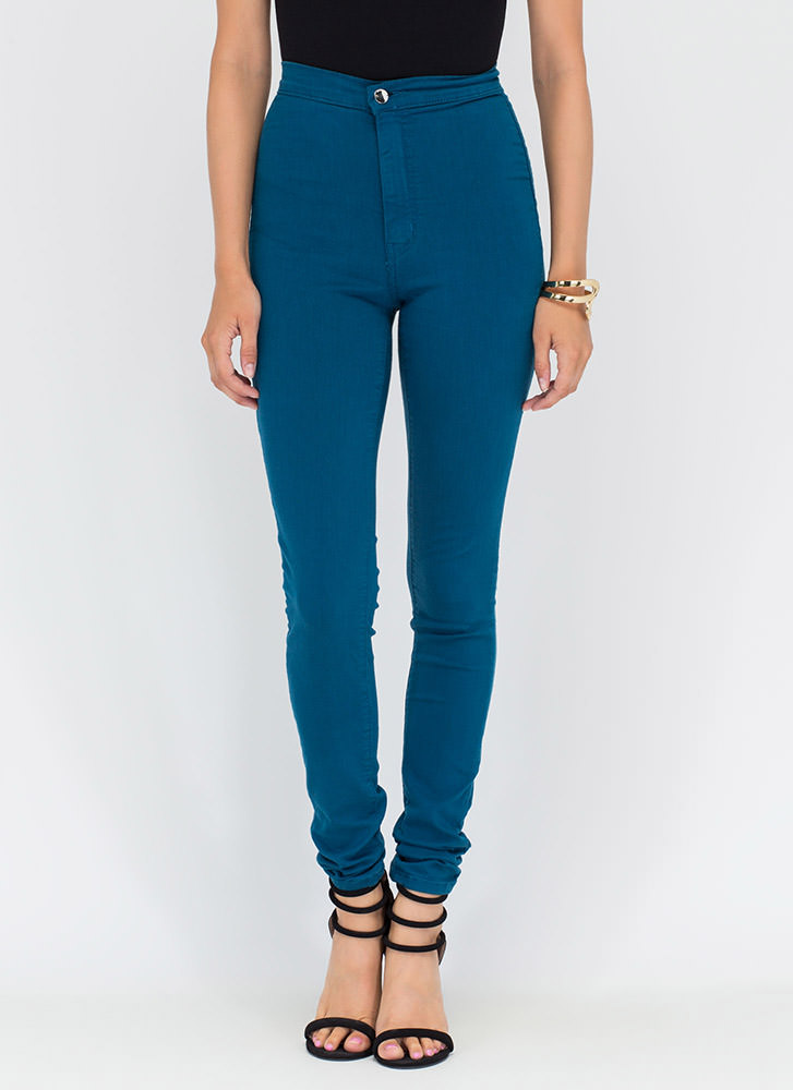 cheap high waisted distressed jeans - Jean Yu Beauty