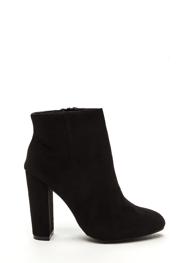 Style Desire Pointy Ankle Booties