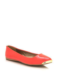 Spiked Pointy Toe Flats